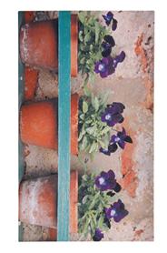 Virágos lábtörlő - Cipős szőnyeg, 75 x 45 cm RB87