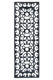 Szőnyeg lépcsőre, gumi, 75 x 25 cm RB111