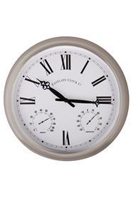 Óra hőmérővel és páratartalom mérővel TF012